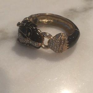 Bracelet with a tiger